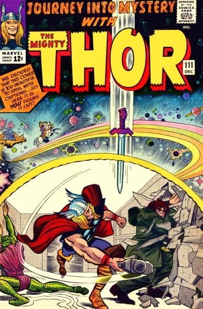 Journey into Mystery #111, Thor vs Mr Hyde and the Cobra