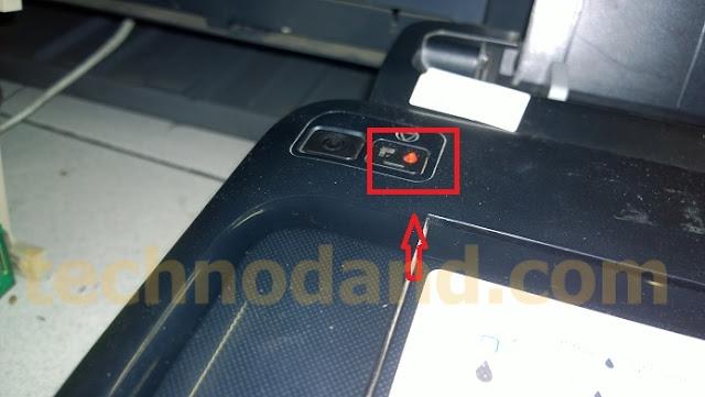 Perbaikan Printer EPSON Tinta Tidak Terdeteksi