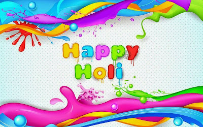 Happy Holi 2017 messages in Hindi & English