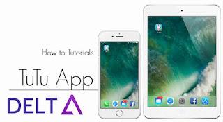 TutuApp Delta Emulator iOS 10