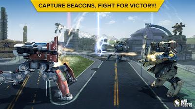 War Robots Apk + Data Download (Inactive Bots)