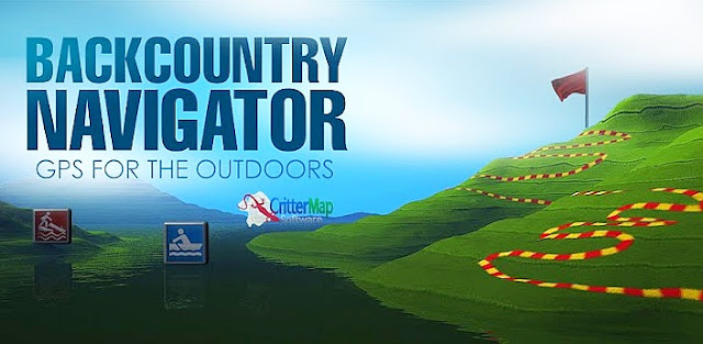 BackCountry Navigator TOPO GPS v6.1.1 Apk Miki