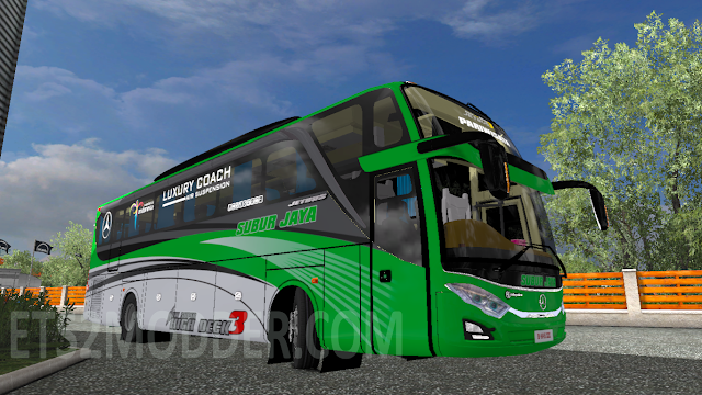Jetbus 3 Hdd By Fps Ets2 Mod Ets2 Indonesia