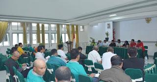 Wako Padang Panjang Kumpulkan Semua SKPD