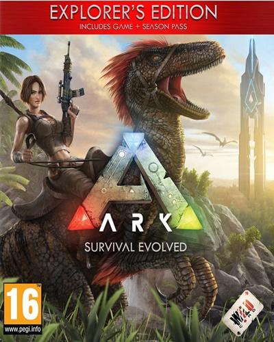 โหลดเกมส์ ARK: Survival Evolved