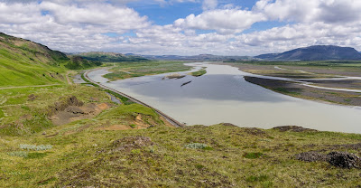 Þjórsárdalur y sus maravillosas cataratas - Al sur de Islandia