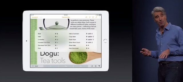 Traga mundo iPad da Apple mais próxima do Mac