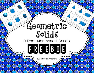 https://www.teacherspayteachers.com/Product/Geometric-Solids-3D-Shapes-Montessori-Cards-FREEBIE-1292208