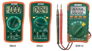 Jual Extech Multimeter Mn35 Harga Murah