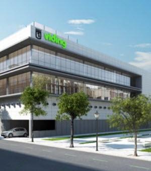 El nuevo Centro Deportivo  Municipal Viding Alcántara abre el 20 de noviembre