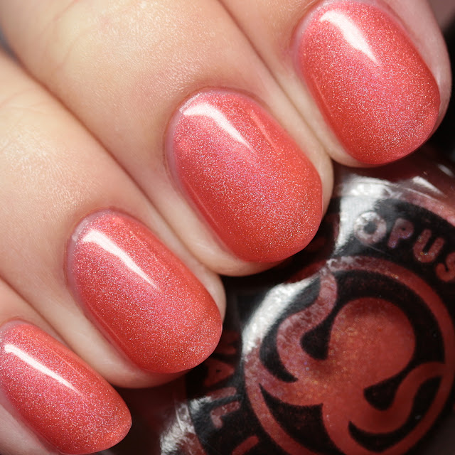 Octopus Party Nail Lacquer Baliwood