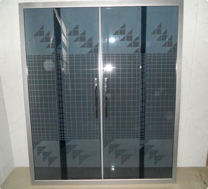 Jordan Popular Sliding Shower Doors - teetotal - jacuzzi-bathtub.com