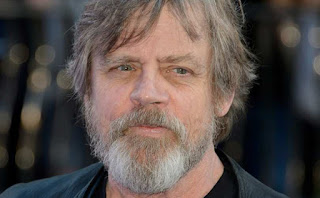 Mark Hamill (Luke Skywalker of Star Wars)