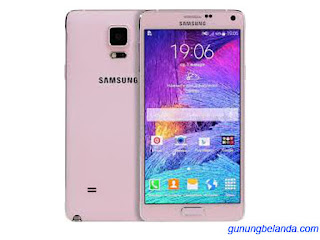 Cara Flashing Samsung Galaxy Note 4 (Exynos) SM-N910C