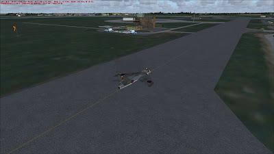 RAF Marham Control Tower FSX