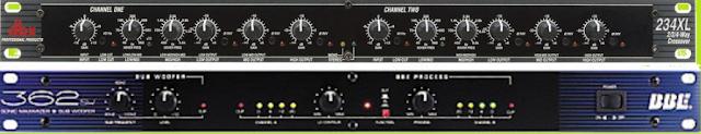 Cara Pasang BBE Dengan Crossover Aktif Dalam Sound System