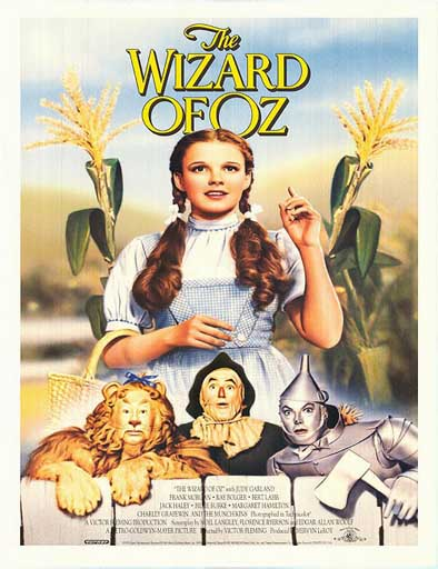 Ver El mago de Oz (The Wizard of Oz) (1939) Online
