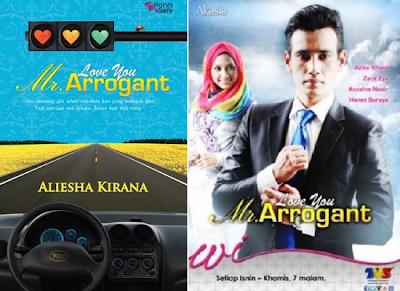 Senarai Drama Melayu Adaptasi Novel Sudah Tayang & Akan