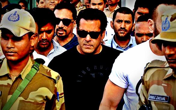 Salman Khan The bad boy of Indian cinema