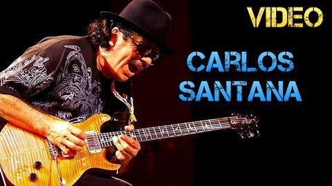 Vídeo Biografía Carlos Santana