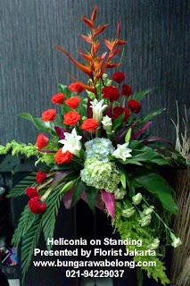 Kirim bunga ke Taman Mini