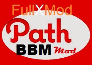 BBM Mod Path APK Terbaru