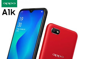 How to Reset Oppo A1K