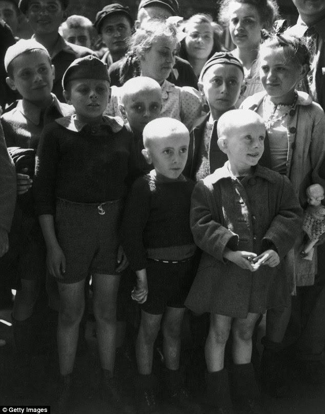 Pictures Inside Ravensbruck, Hitlers Concentration Camp -6310