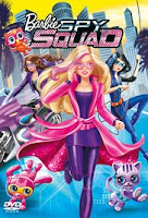 Barbie: Spy Squad (2015) Poster