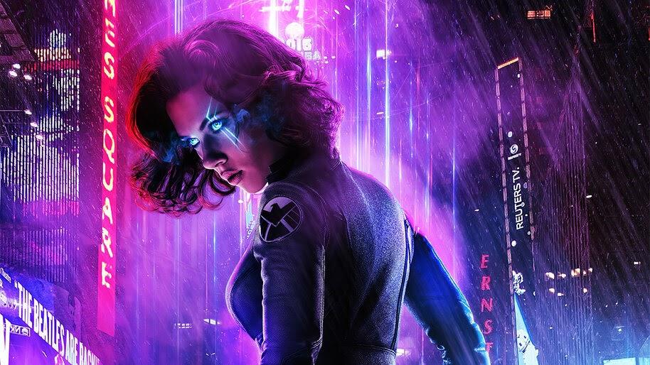 Black Widow, 2020, Movie, Scarlett Johansson, 4K, #5.1471