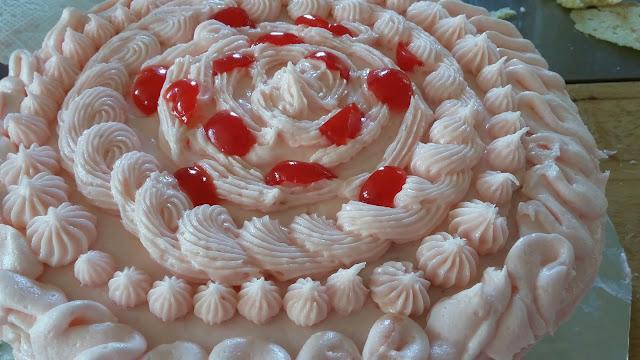 Cherry Cherry Cake