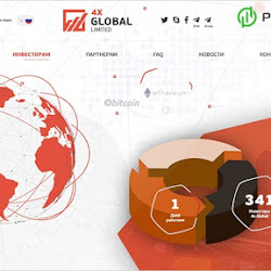 4x-Global Limited: обзор и отзывы о 4xglobal.trade (HYIP СКАМ)
