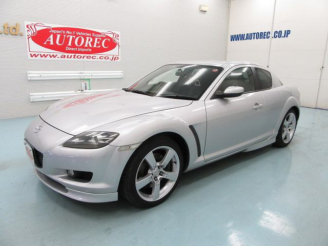 19561A4N8 2004 Mazda RX-8 Type S