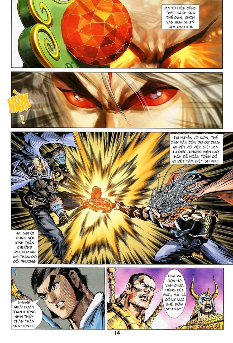 Đại Đường Uy Long chapter 99 trang 14