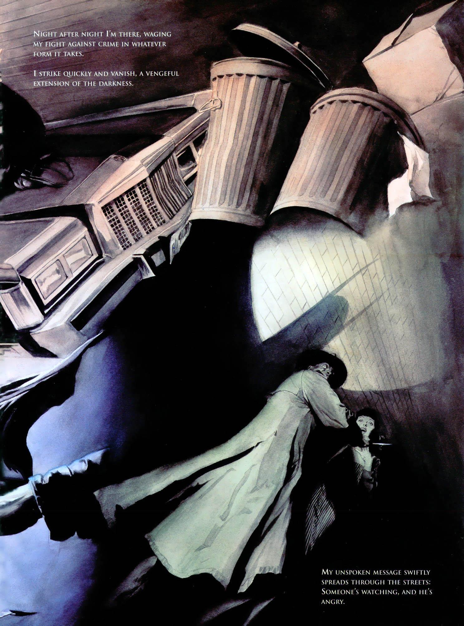 Psychology of Bruce Wayne RCO071