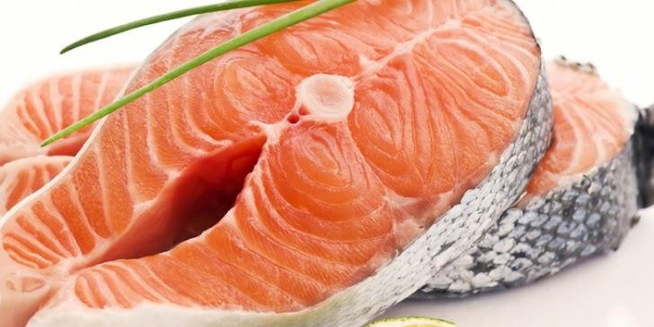 Manfaat Ikan Salmon untuk Kecerdasan Anak