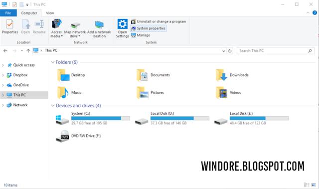 Optimasi Paging File Memperluas Virtual Memory