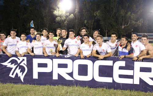 Los Tarcos se consagró en el Seven Copa Procer