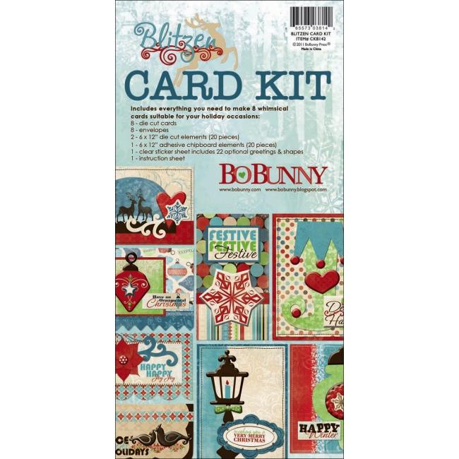 Weekend Kits Blog: Christmas Card Kits