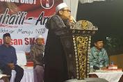 Kampanye Dialogis Di Majeluk, Suhaili Kenang Saat Menjadi Anggota DPRD NTB