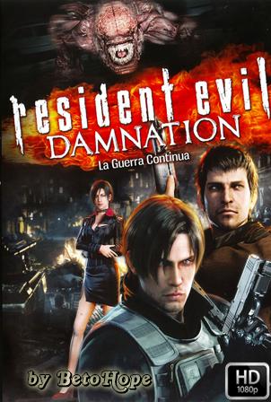 Resident Evil: Damnation [1080p] [Latino-Ingles] [MEGA]