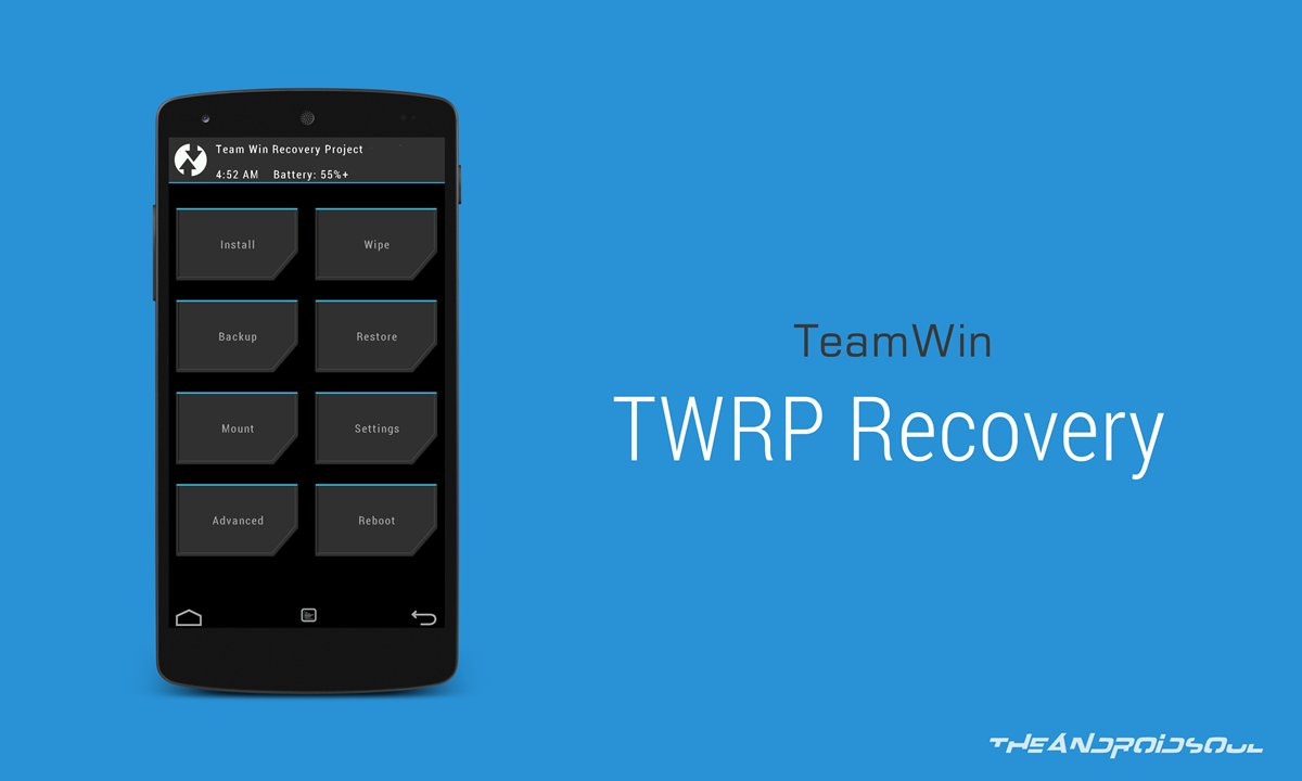 How to Install TWRP Recovery For Moto G4 Plus 2016 XT1643 - BhuDroid