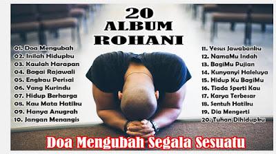 Lagu Pujian Rohani Kristen Terbaik Nonstop Mp3