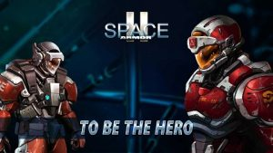 Overwatch Hero 2 3D Space Armor 2 MOD APK