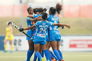 India won the 3-Nation Hockey Tournament