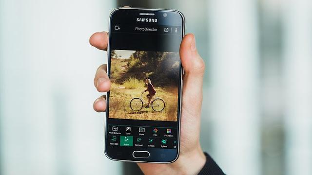 أفضل تطبيقات تحرير الصور: PhotoDirector