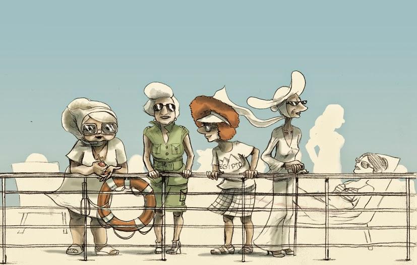 Recuerdos de Perrito de Mierda art #3  by Marta Alonso Berna