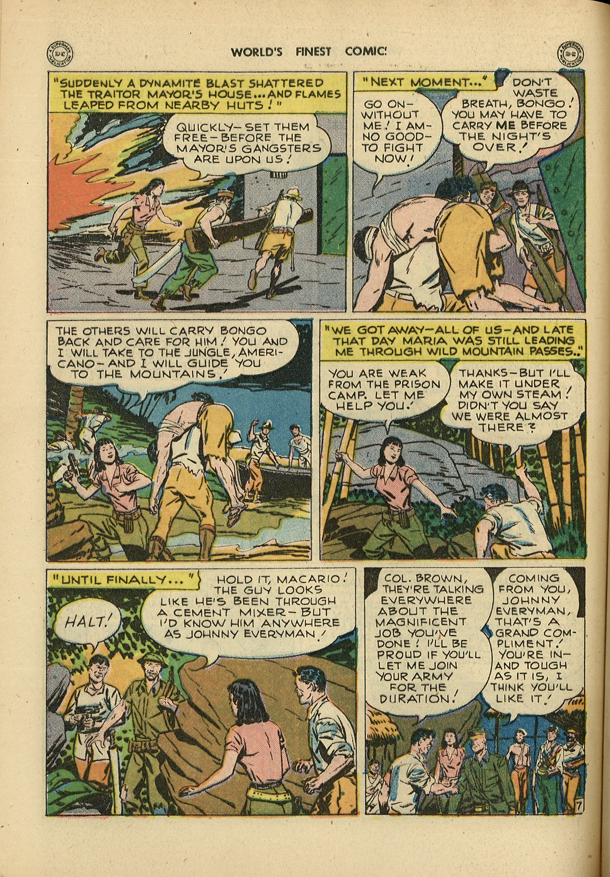 Read online World's Finest Comics comic -  Issue #26 - 46