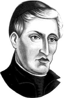 Imagen de Toribio Rodríguez de Mendoza en grises