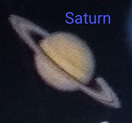TRANSIT OF PLANETS: ON MAY 1, 2019 SATURN WILL TRANSIT IN